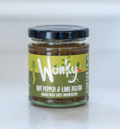 Zesty Lime Relish